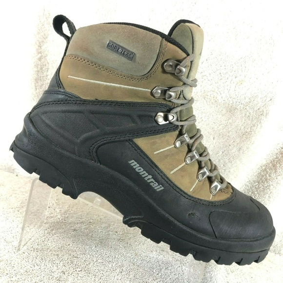 montrail hiking boots mens